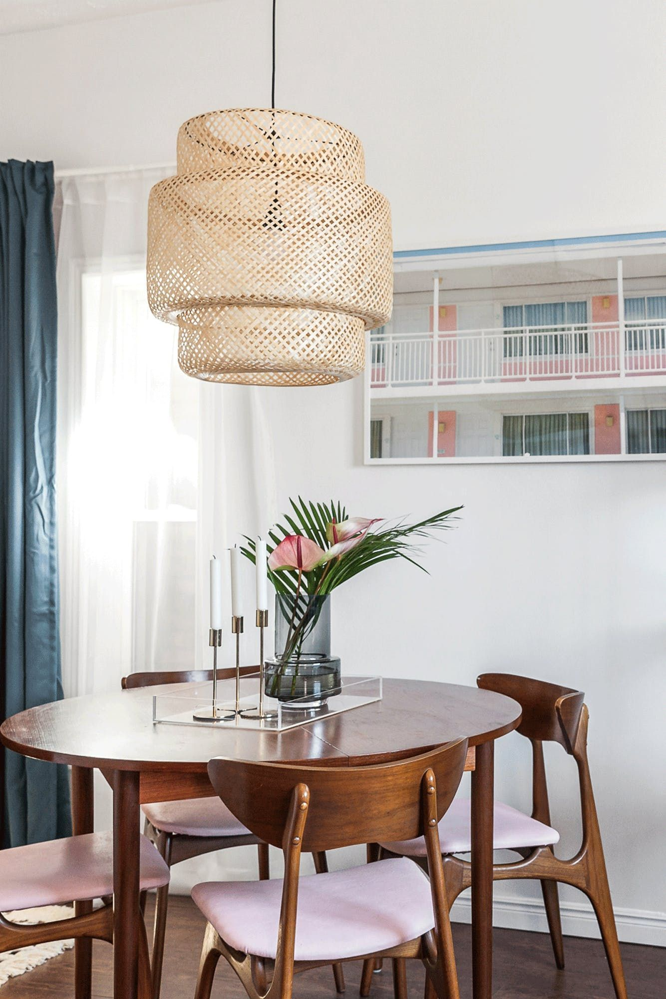 Dining Room Lighting Apartment Therapy Living Room Light