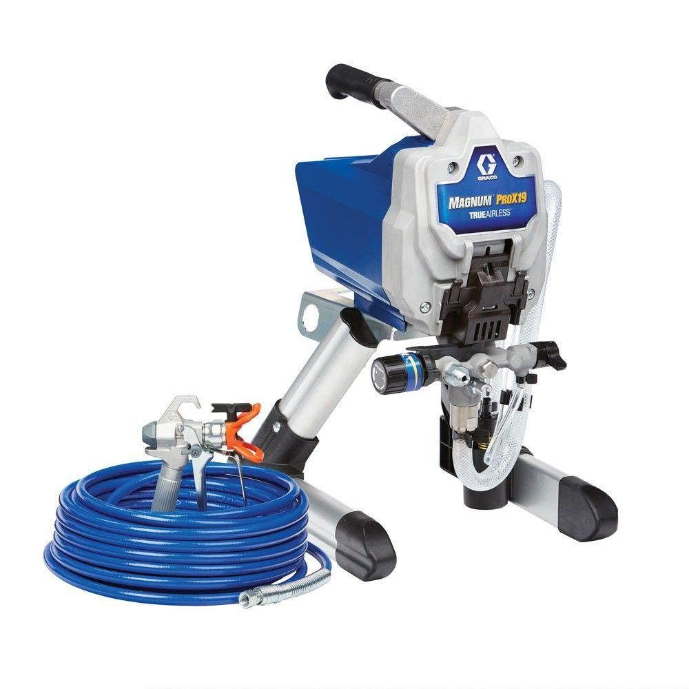 graco magnum prox19 stand airless paint sprayer home on home depot paint sale id=76090