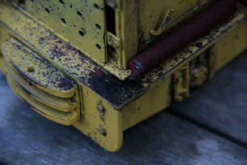 7/8ths Scale Battery Loco For G Gauge Garden Railway | Just Garden Railways
