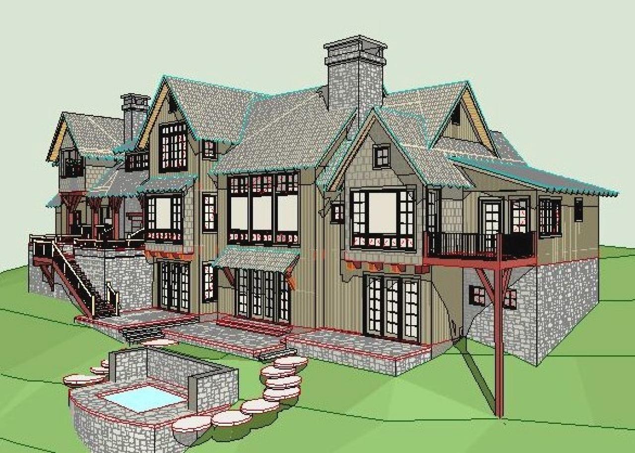 Hgtv Dream Home Plans 2016
