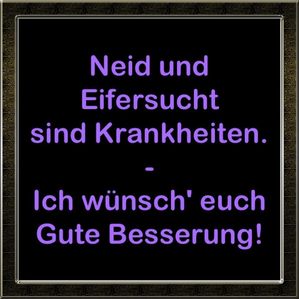 Neid und Eifersucht |  German  | Quotes, Quotations und Jealousy
