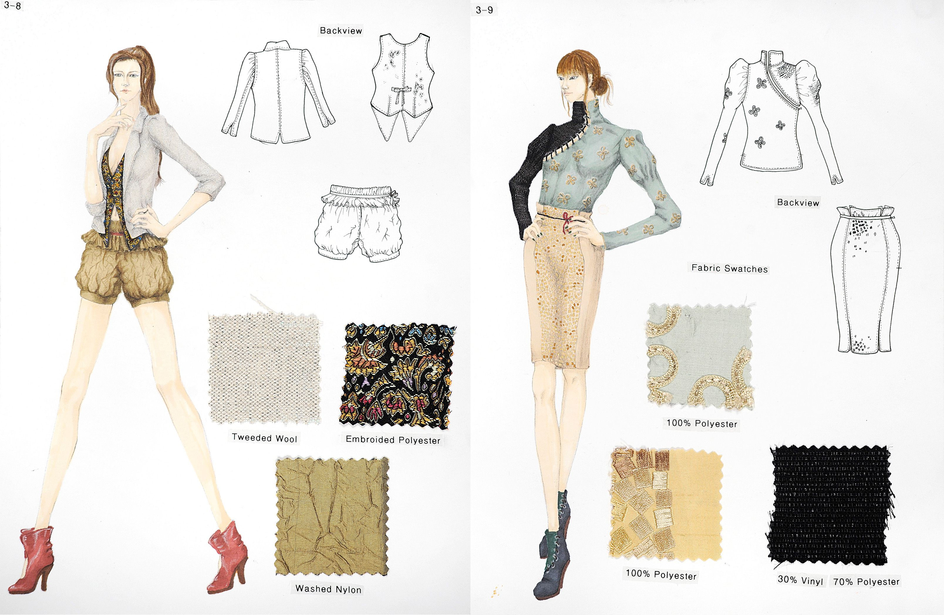 image result for fashion design portfolios examples erdem design