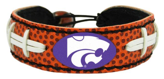 Kansas State Wildcats Bracelet - Classic Football
