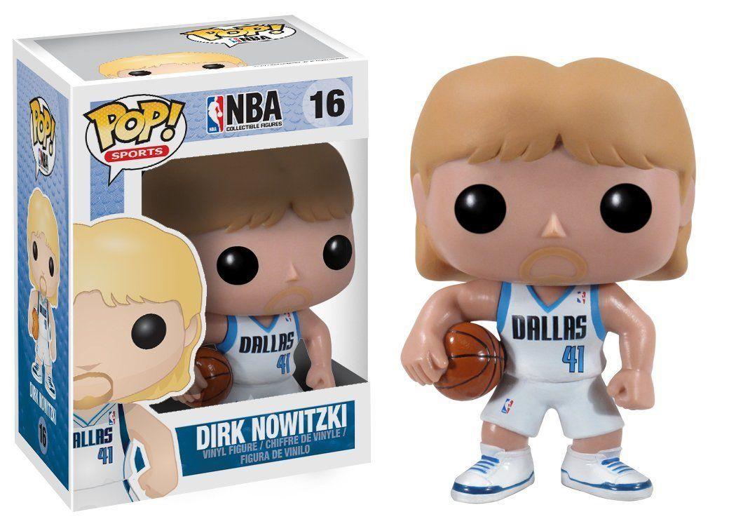 Funko Pop Nba Dallas Mavericks Dirk Nowitzki Vinyl Figures Funko Pop Toys Funko Pop