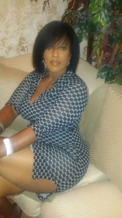 Beautiful Mature Black Woman
