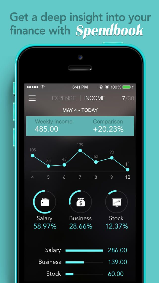 Spendbook Personal Finance Tracker. Spendbook is a