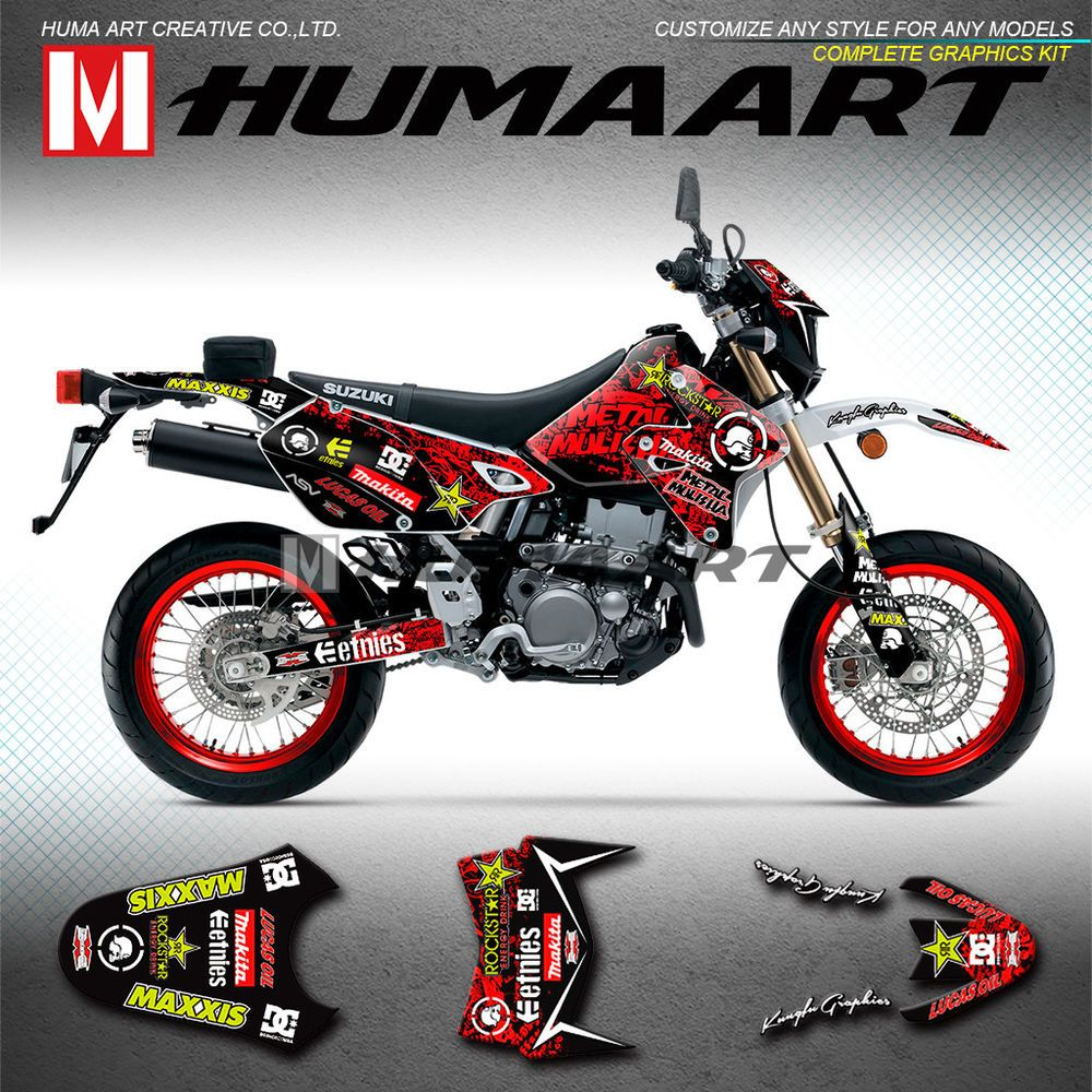 Surprising Complete Graphics Kit Team Racing Sticker Decals For Suzuki Gmtry Best Dining Table And Chair Ideas Images Gmtryco