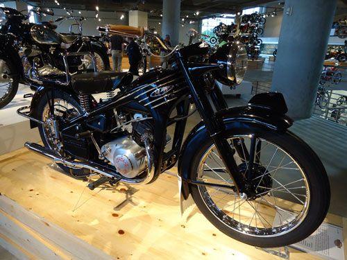 1953 Honda Dream