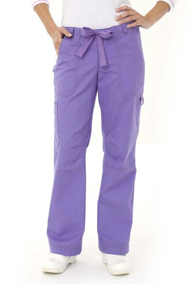 Revolutionary styling features an easy fit, low-rise drawstring waist, multi-needle stitching, two front pockets, two back pockets, side cargo pocket, side accessory loop and d-ring. A figure balancing boot-cut leg with an adjustable toggle at hem makes this a perfect pant for anyone. Starts at $26.99