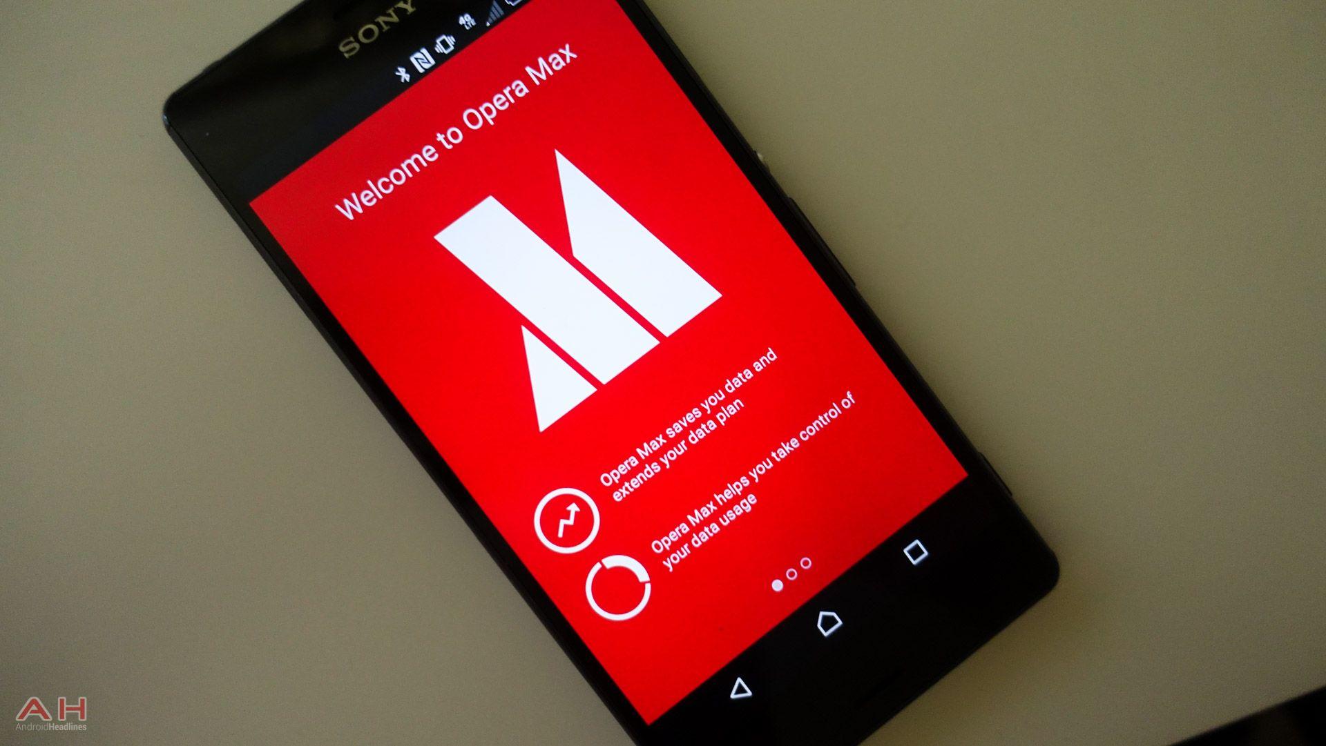 Opera Max Brings More Control For Data Savings Music Streaming Opera Mobile Data