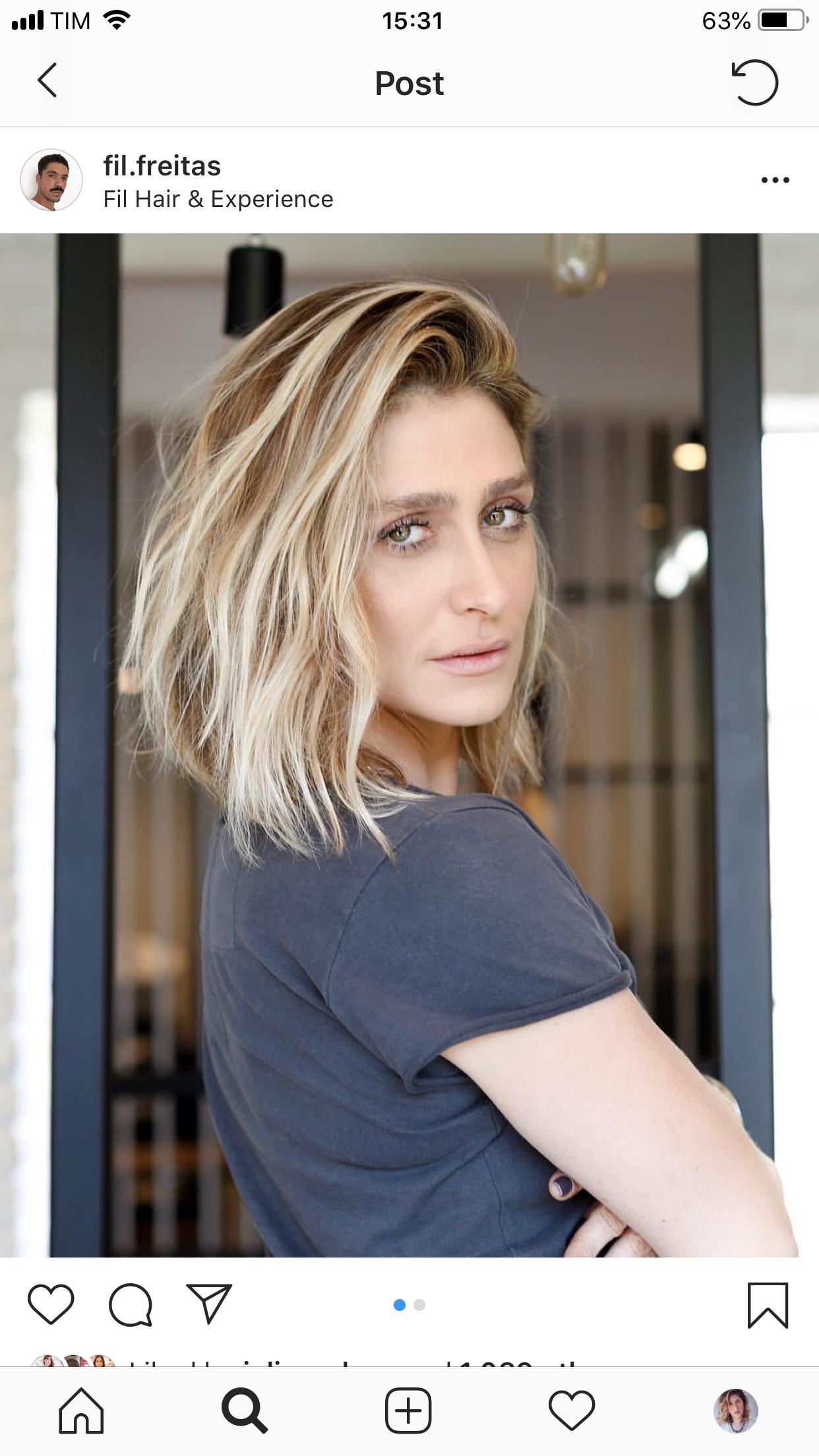 Pin de Ana Letícia Rezende em Hair inspiration