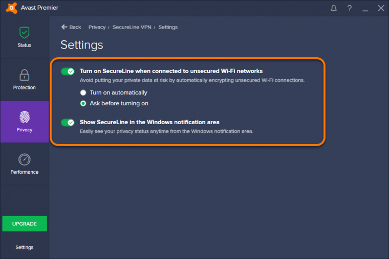 How To Activate Avast Secureline Vpn