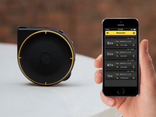Gift For Dad Bagel Is A Smart Tape Measure That Helps You Measure