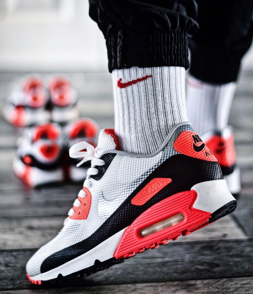 Nike Air Max 90 x Hyperfuse Infrared How do you rate this