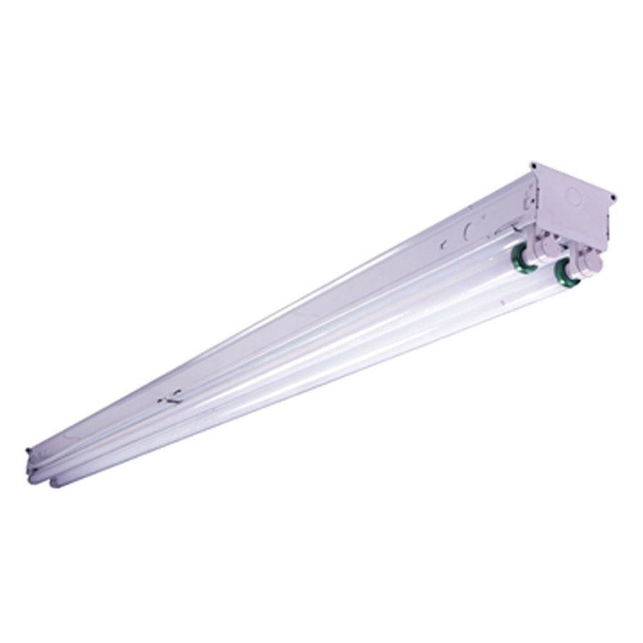 Cooper Lighting Ssf Series Strip Common Actual At Lowe S Canada Find Our Selection Of Utility Fluorescent The T Guaranteed