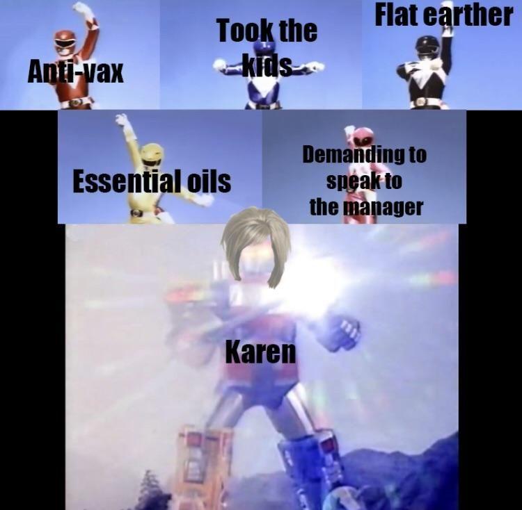 Karen = Root All Evil #memes #viral #trends #funny #meme