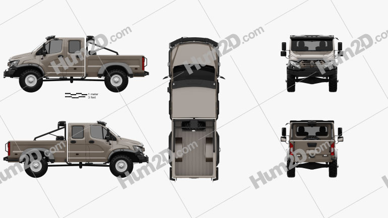 Pin On Pickup Truck Clipart