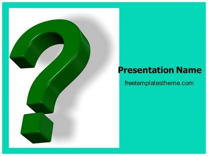 Download free question mark powerpoint template for your download free question mark powerpoint template for your powerpoint toneelgroepblik Image collections