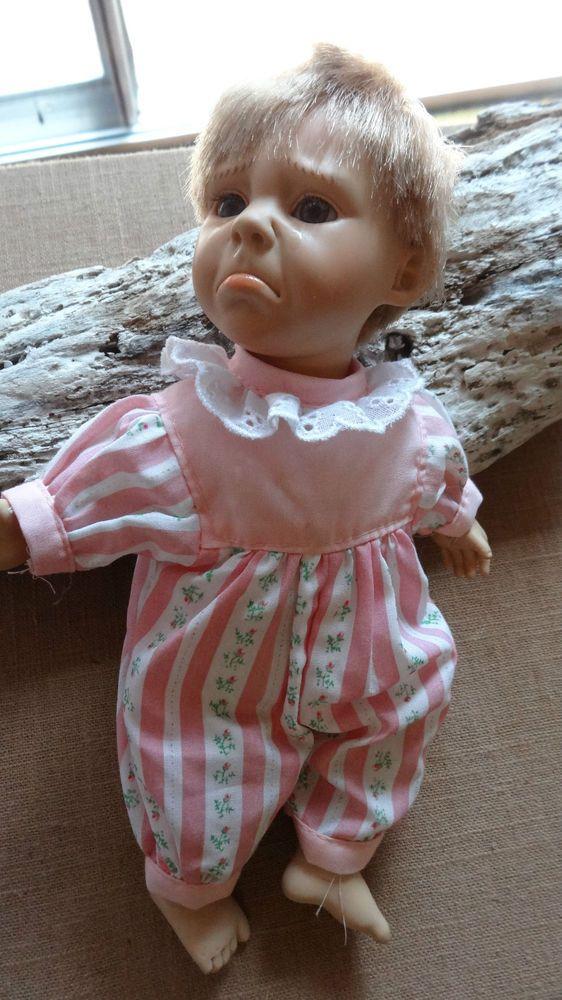 Vintage Reborn Berenguer Expressions Collectors 9 Quot Baby