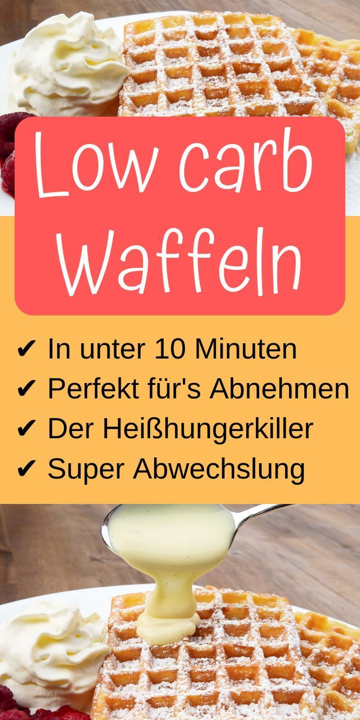 Low carb waffles - life hero -  Super fast and easy low carb waffles in under 10 minutes. All low ca...