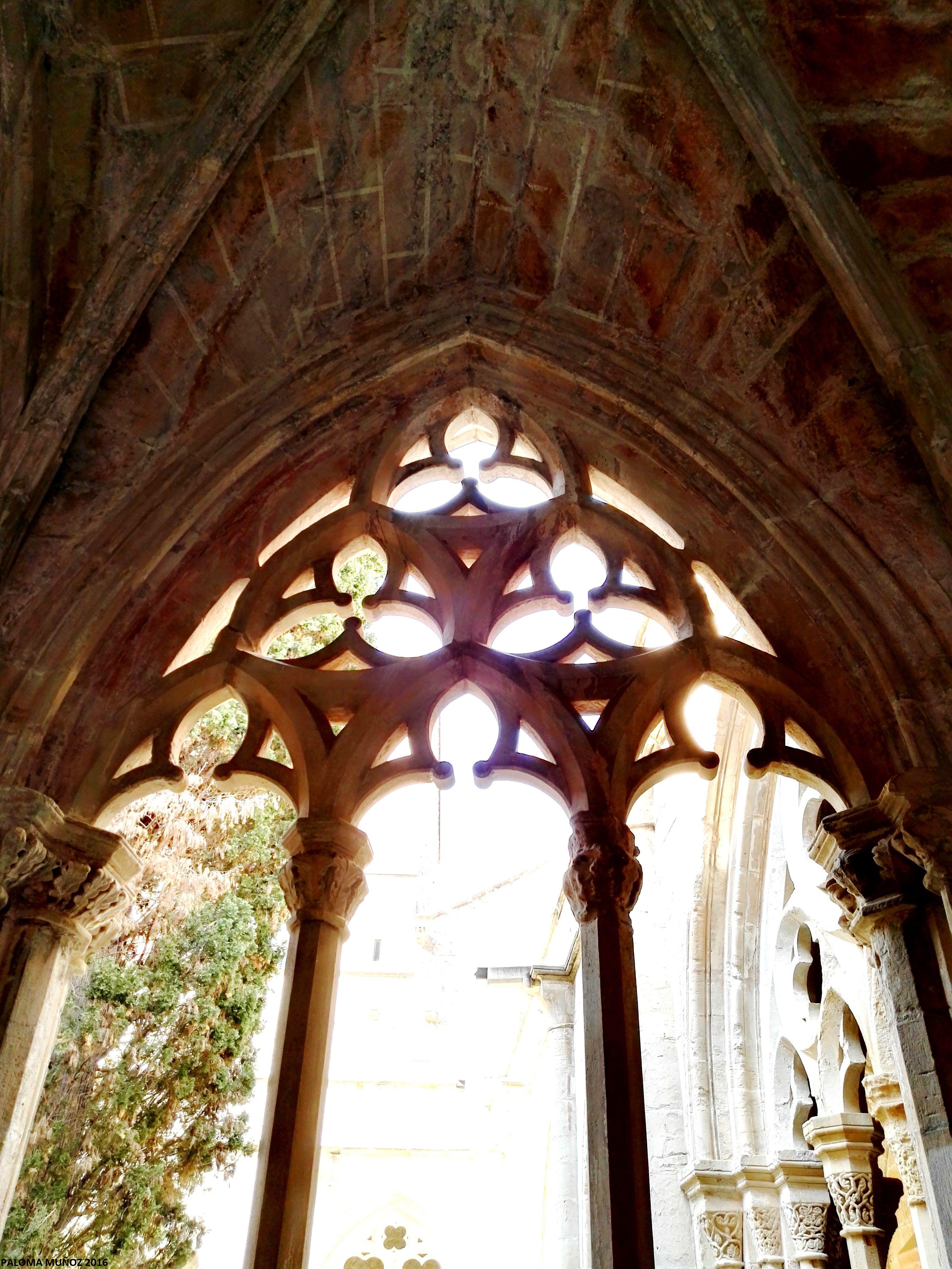 Monasterio De Poblet Maravillosa Tracer A G Tica Monastery Of  # Muebles Astorga Vejer