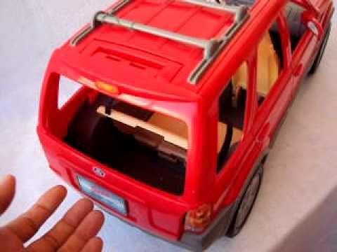 Carro Da Barbie Ford Escape Suv 09 Youtube