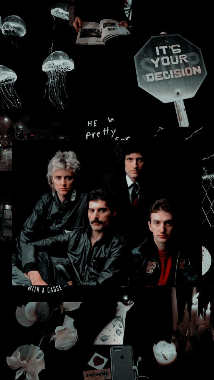 Queen Band Phone Wallpaper
