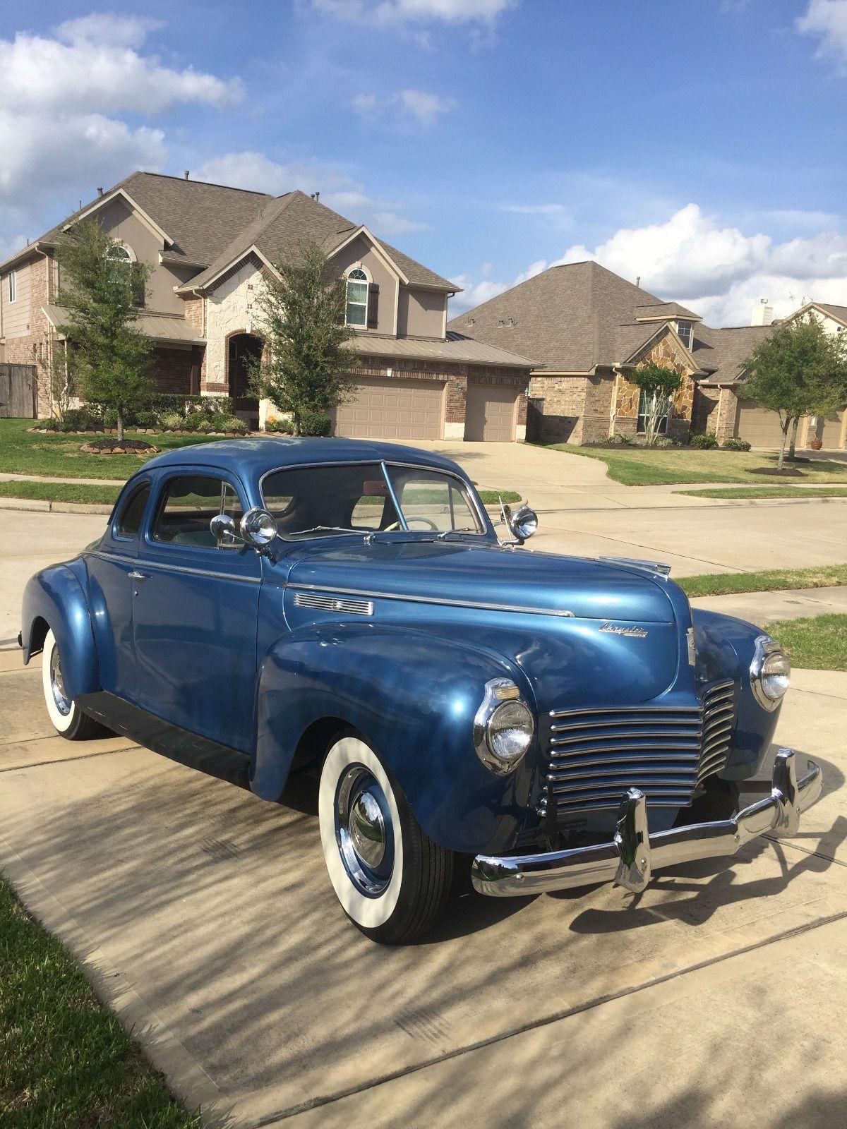 1940 Chrysler Windsor | Mopar, Cars and Motor vehicle