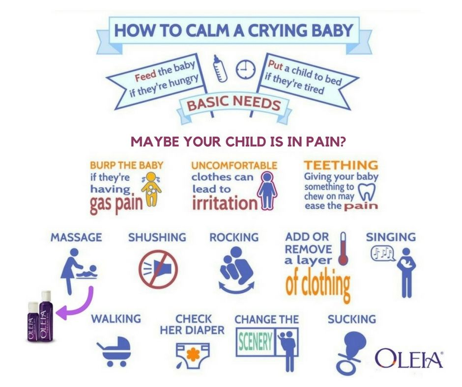How to calm a crying baby baby crying baby feeding calm