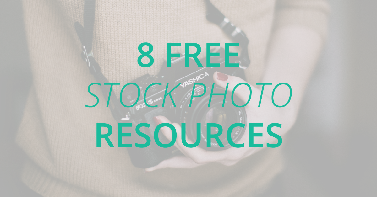 8 Free Stock Photo Resources For Churches | Revival Media