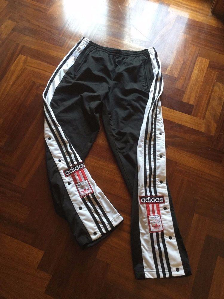 pantaloni adidas ebay