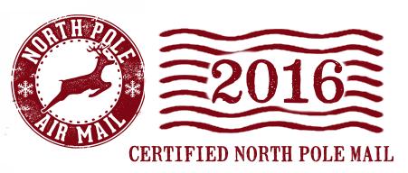 Www Santasofficialnorthpolemail Com Images Postmark 202016 20final Png Personalized Letters From Santa Santa Stamp Envelope Stamp