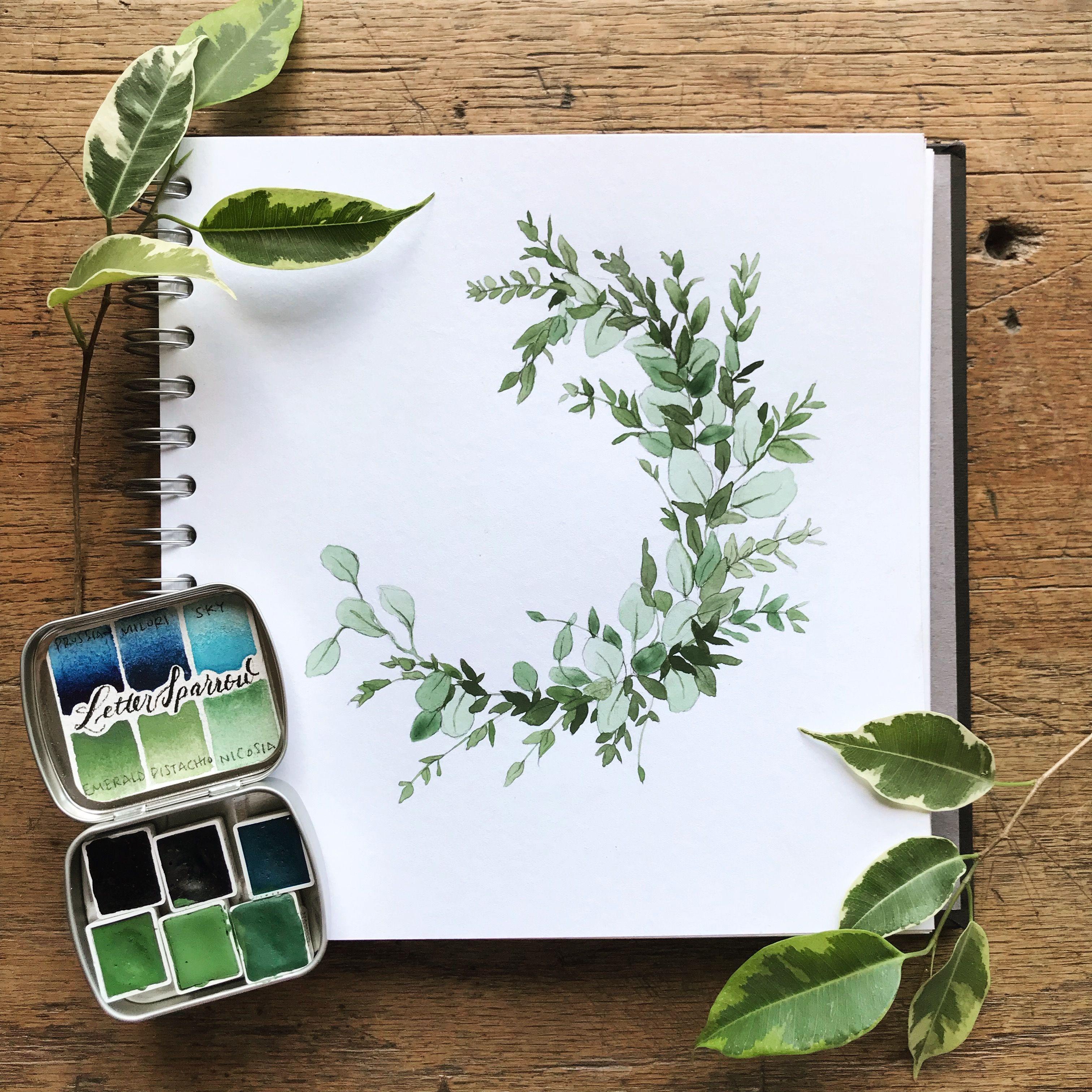 Watercolour Artist, Blogger & Wedding Stationary |