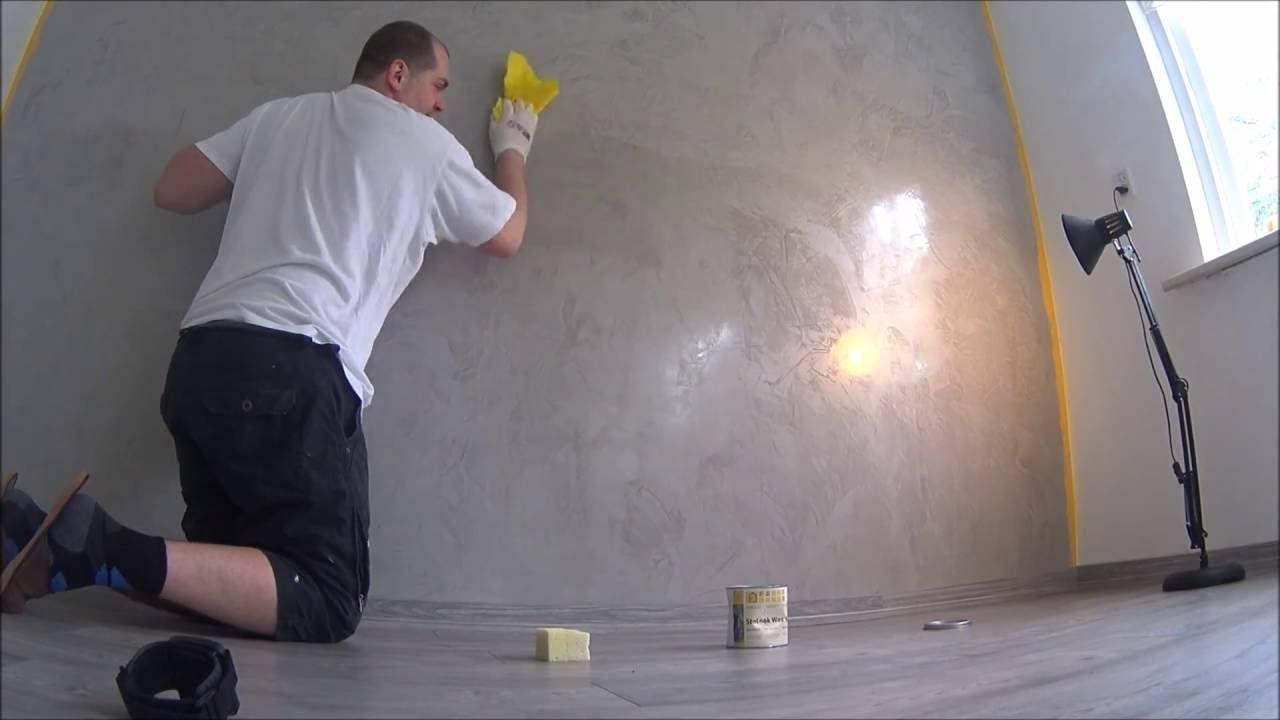 Marmorino Decorative Plaster Sto Wanddesign Alte Fliesen