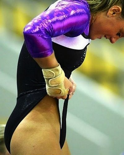 Apologise, but, gymnastics leotards for girls voyeur mine, someone