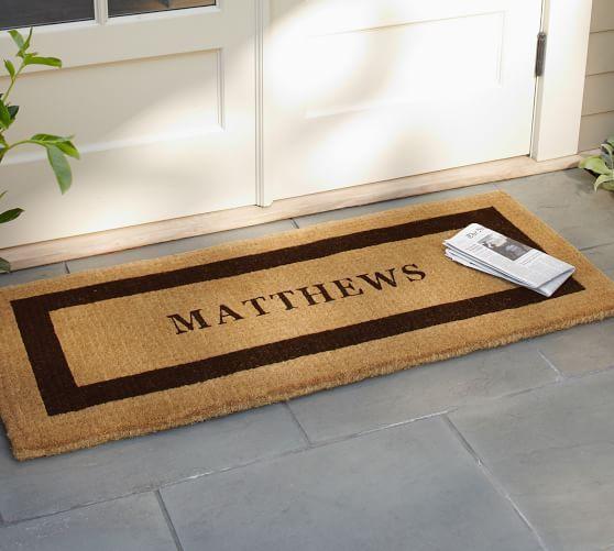 Dotty Doormat Extra Large Door Mat Coir Doormat Large Carpet