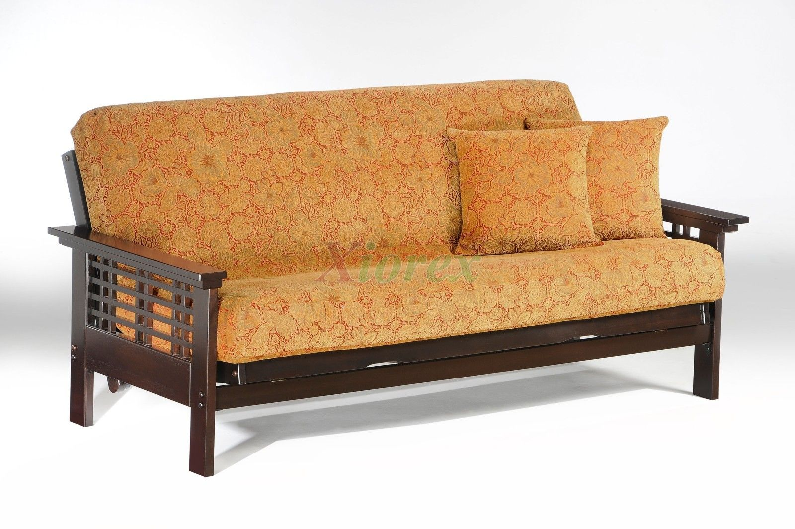Wood Futon Frame Night And Day