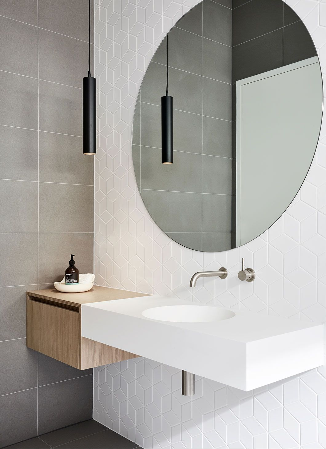 Powder room | WC - space | Pinterest | Powder room, Room and Melbourne