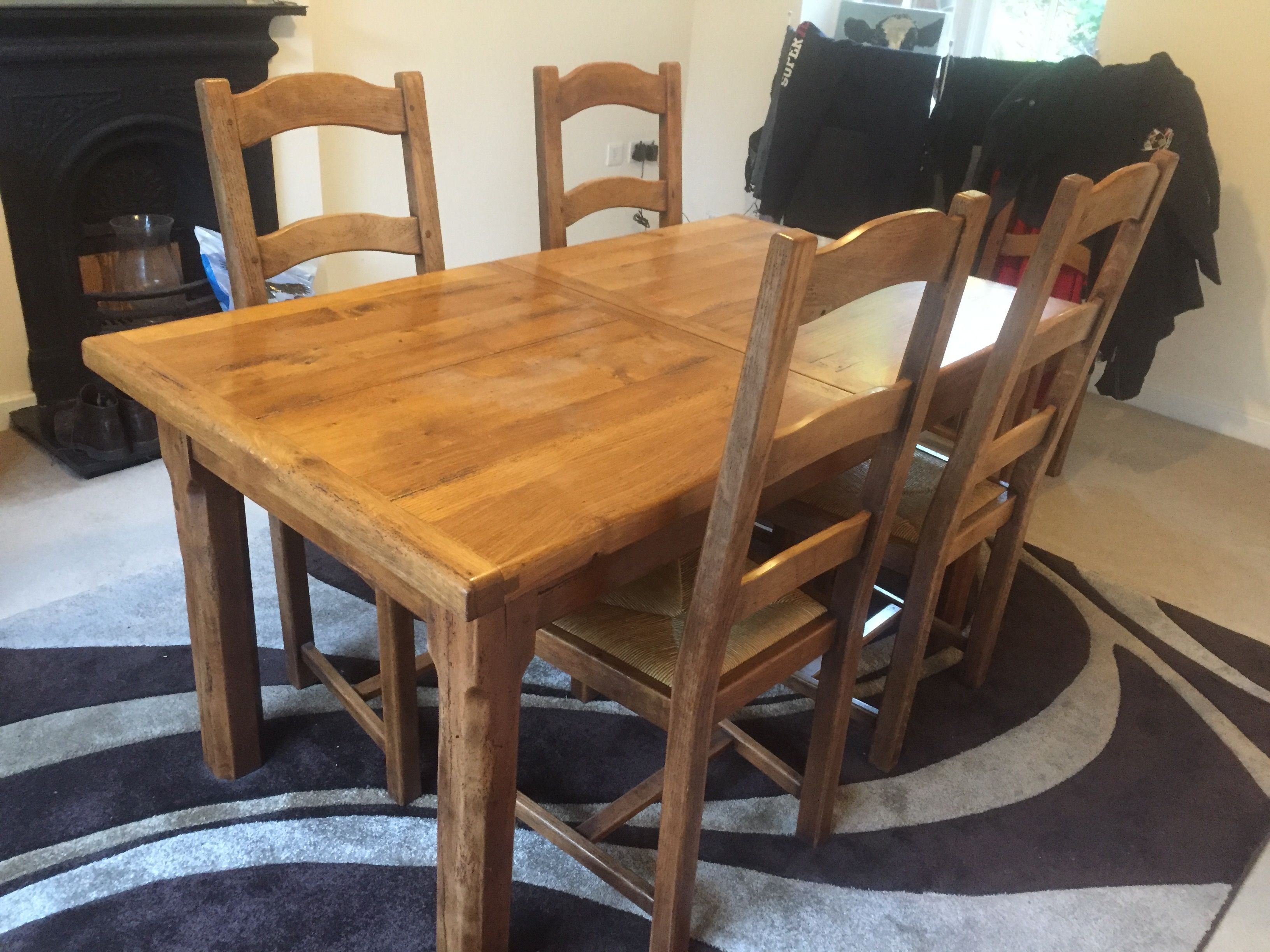 Existing Dining Table 150 X 85 75