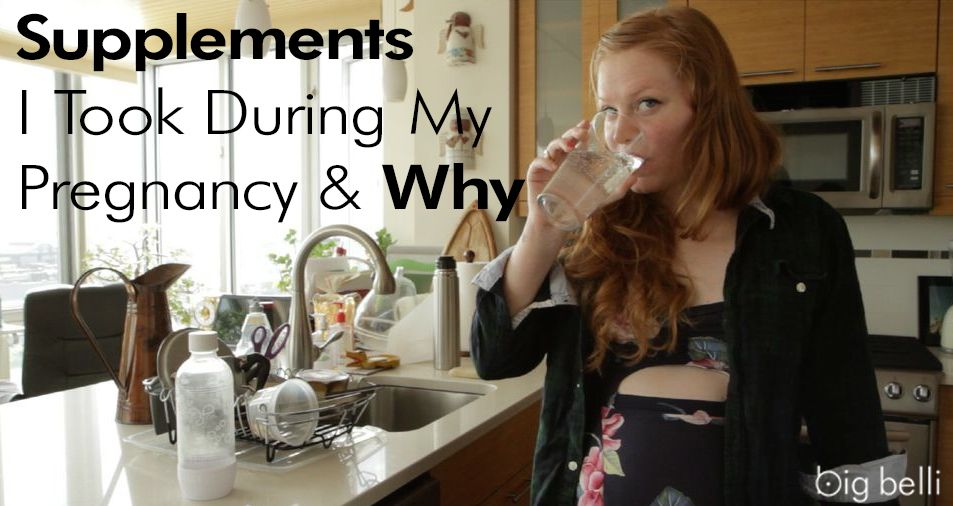 Supplements I Took During Pregnancy & Why - Pregnancy Nutrients - Supplements - Healthy Pregnancy - Questions about Nutrition while Pregnant