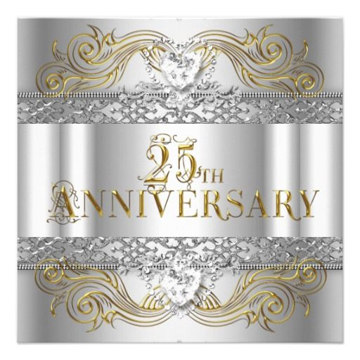 25 Wedding Anniversary Party Ideas Wallpaper 25th