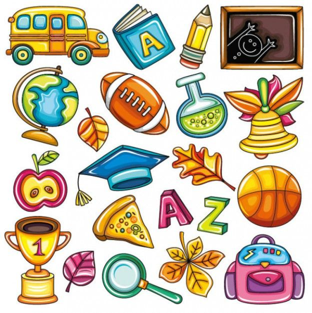 Free Graphic Resources For Everyone School Icon Vector Free