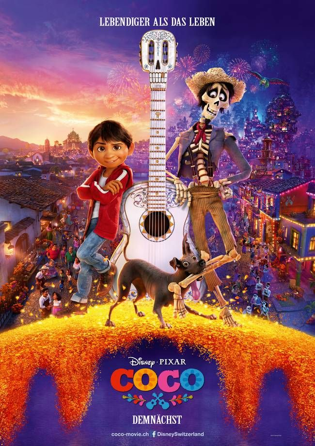 Coco 2017 Hindi Dubbed 7starhd.me Animated movies