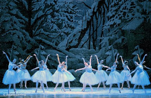 Calling All Ballet Nerds Take Dance Spirit S Nutcracker Quiz And See How Many Snow Scenes You Can Match To Its Correct Product Pacific Northwest Ballet Snow Scenes Seasons