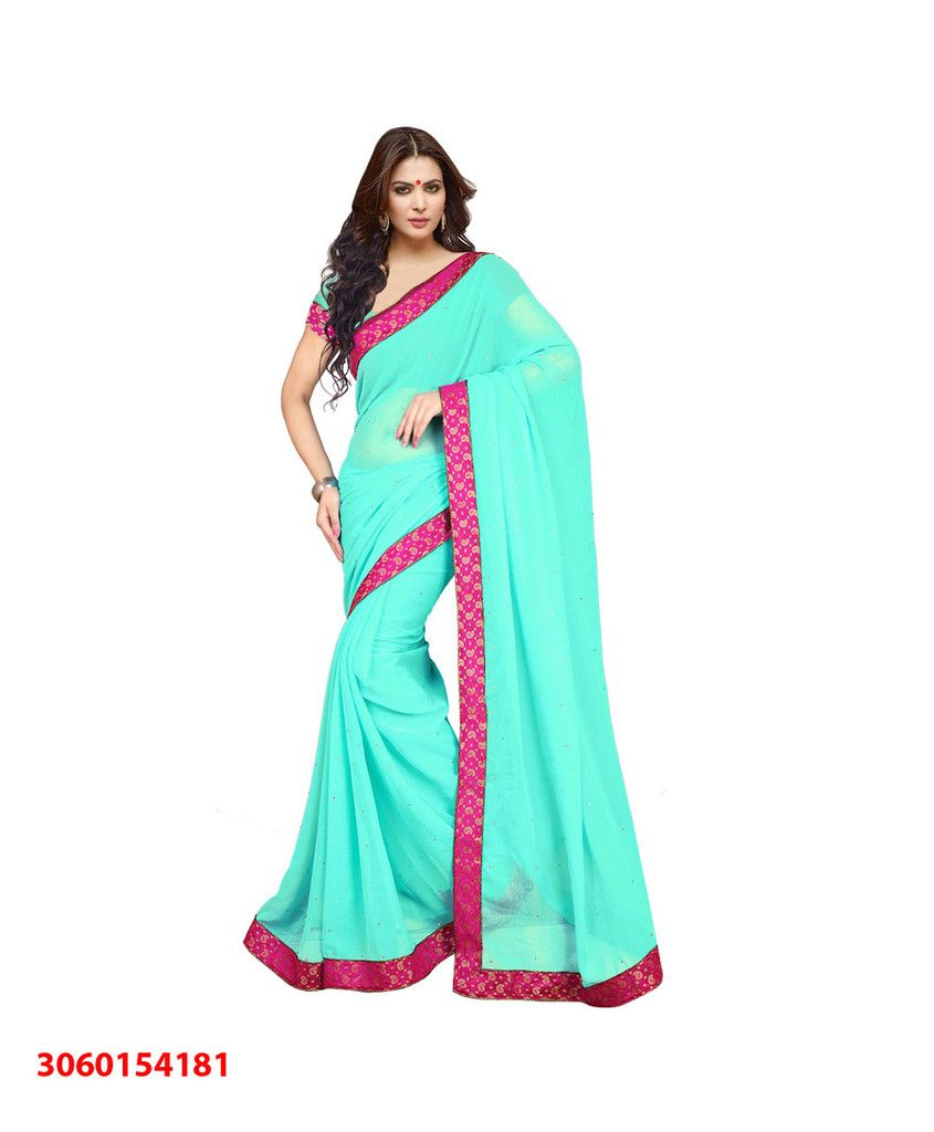 Saree blouse design for chiffon saree designer sarees with blouse  beautiful sarees for evening and party