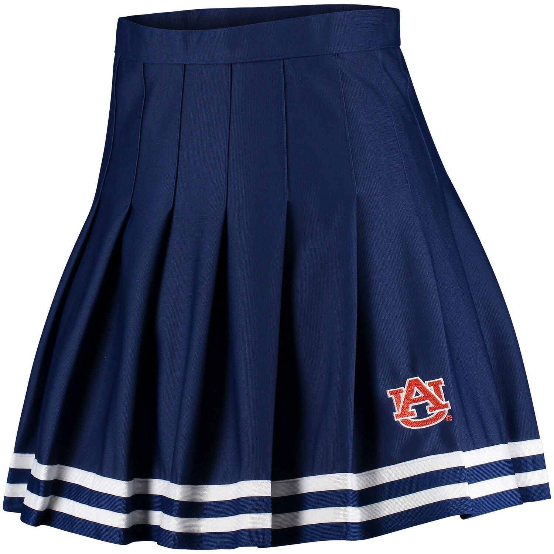 Women's ZooZatz Navy Auburn Tigers Rah Rah Cheer Skirt