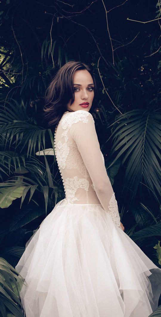 4849f41522a2 Daalarna Paradise Wedding Dress Collection | cake n buttercream idea ...