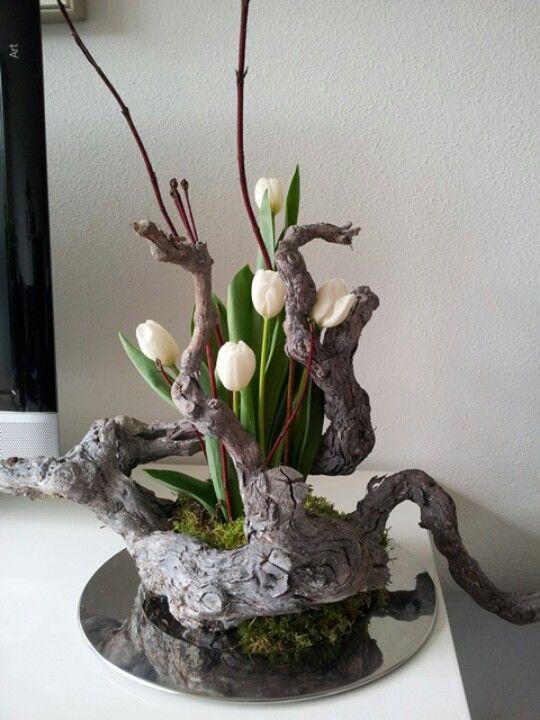 flower arrangements life and death fr hling pinterest fr hling ostern und fr hlingsdeko. Black Bedroom Furniture Sets. Home Design Ideas