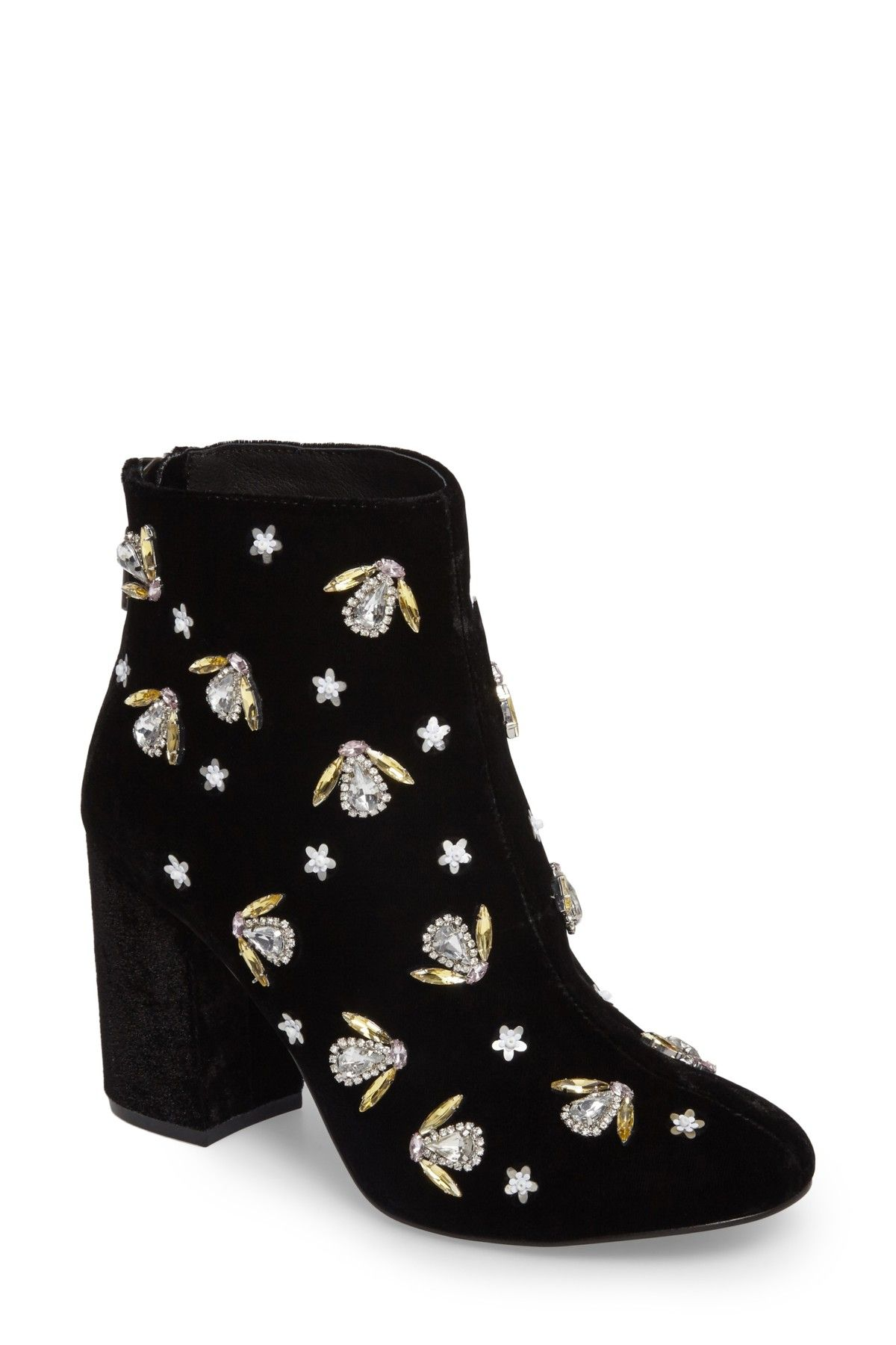 062dc160f79 Caylee 2 Bee Embellished Bootie by Kenneth Cole New York on  nordstrom rack