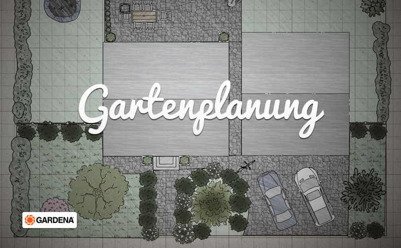 Der kostenlose Gardena Gartenplaner ist ein schönes Tool um online seinen Traumgarten Planen zu können. Perfekt für Gartenwege, Zäune, Bäume, Büsche etc.